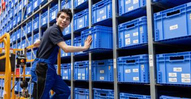 Ausbildung zur Fachkraft für Lagerlogistik (m/w/d)