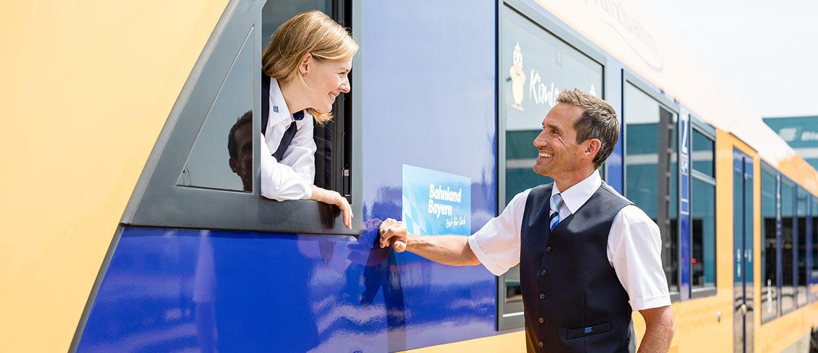 Kundenbetreuer laenderbahn