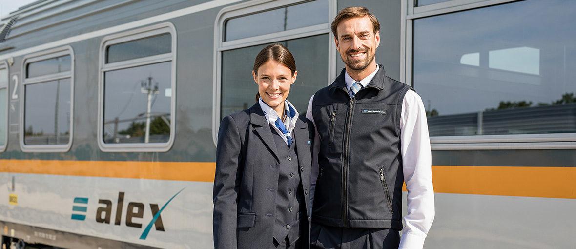 Zugbegleiter laenderbahn